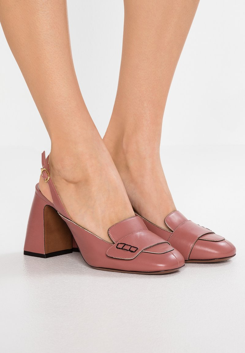 L'Autre Chose - Zapatos altos - antique rose