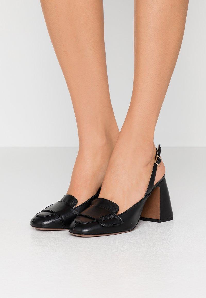 L'Autre Chose - Høye hæler - black