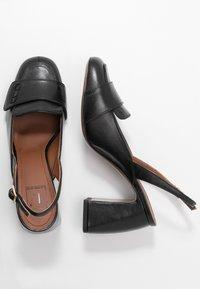 L'Autre Chose - Høye hæler - black - 3