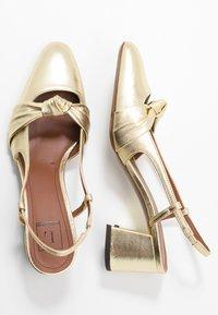 L'Autre Chose - Classic heels - platinum - 3