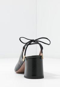 L'Autre Chose - Classic heels - black - 5