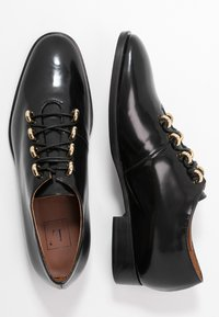L'Autre Chose - Lace-ups - black - 3