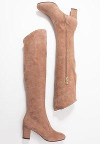 L'Autre Chose - Over-the-knee boots - nude - 3