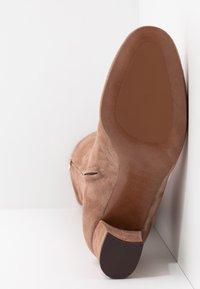L'Autre Chose - Over-the-knee boots - nude - 6