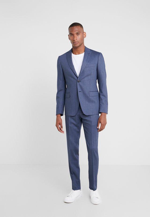Suit - blue