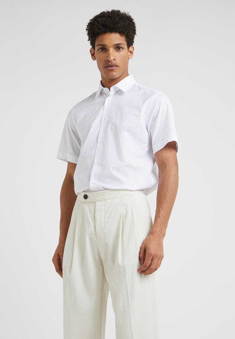 Lab Pal Zileri - Hemd - white