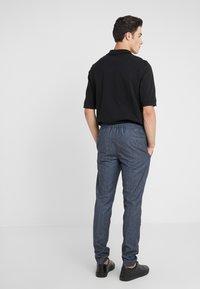 Lab Pal Zileri - PANTALONE UOMO - Trousers - blue - 2