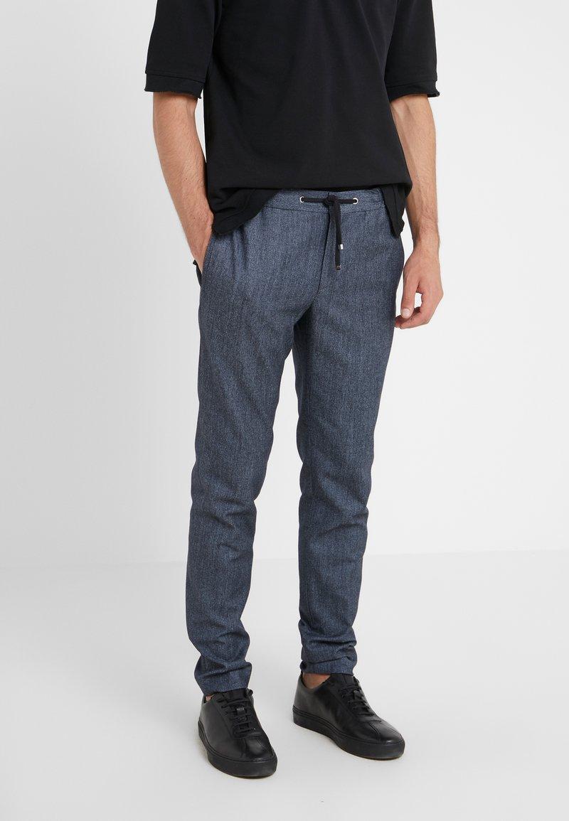 Lab Pal Zileri - PANTALONE UOMO - Trousers - blue