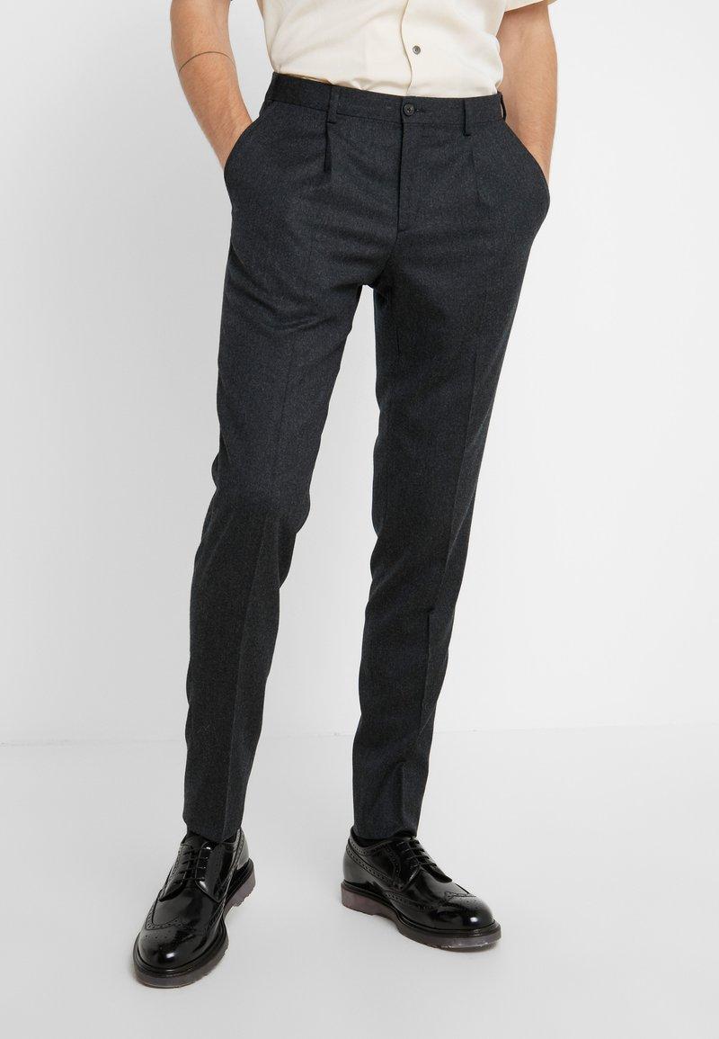 Lab Pal Zileri - Spodnie garniturowe - grey