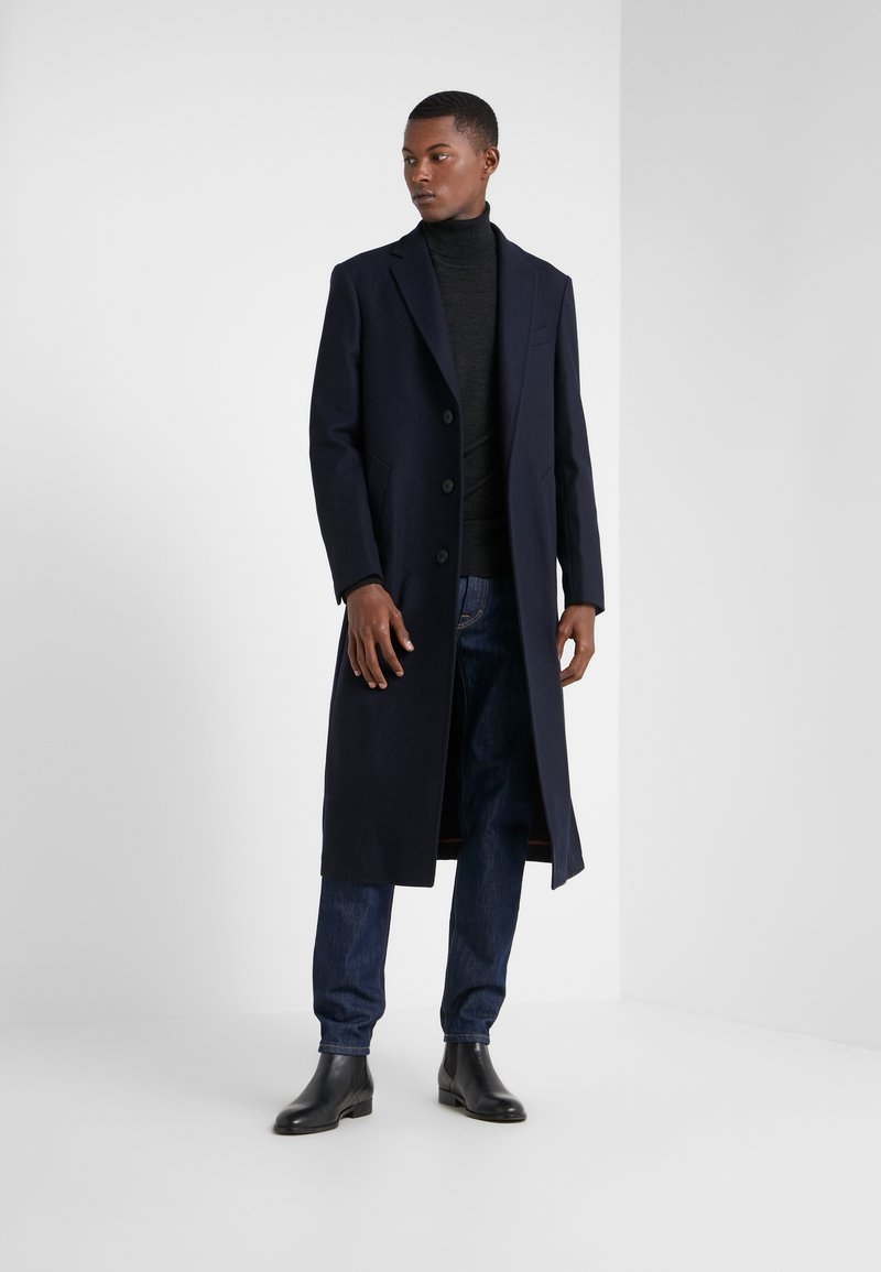 Lab Pal Zileri - CAPPOTTO - Mantel - navy