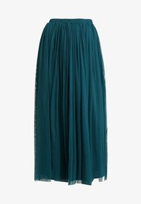 Lace & Beads Tall - MERLIN SKIRT - A-Linien-Rock - green - 3