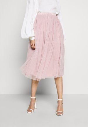 VAL SKIRT - A-Linien-Rock - pink