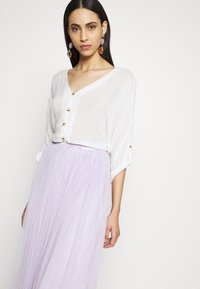 Lace & Beads Tall - VAL SKIRT - A-line skirt - lilac - 3