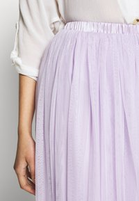 Lace & Beads Tall - VAL SKIRT - A-line skirt - lilac - 5