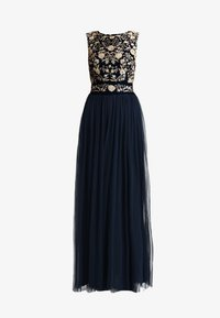 Lace & Beads Tall - ANDORA MAXI - Occasion wear - navy - 4