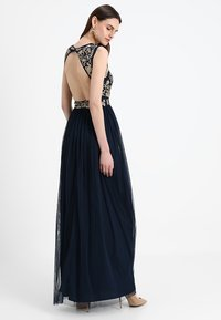 Lace & Beads Tall - ANDORA MAXI - Occasion wear - navy - 2