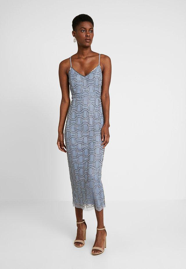LABELLA DRESS - Společenské šaty - blue