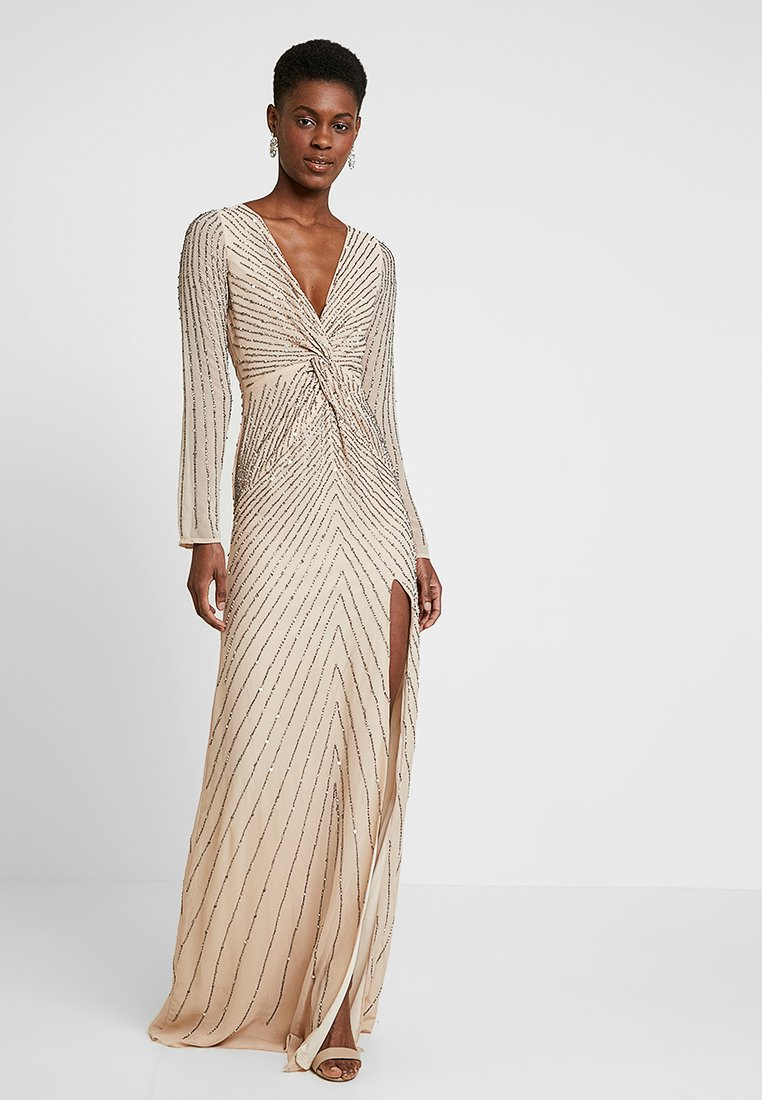 Lace & Beads Tall - PAX - Occasion wear - nude