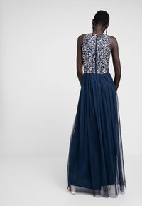 Lace & Beads Tall - PICASSO MAXI - Iltapuku - navy - 2