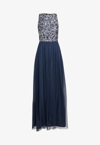 Lace & Beads Tall - PICASSO MAXI - Iltapuku - navy - 6