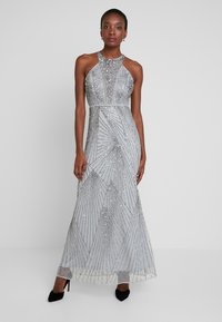 Lace & Beads Tall - RALEIGH MAXI - Ballkleid - grey - 0