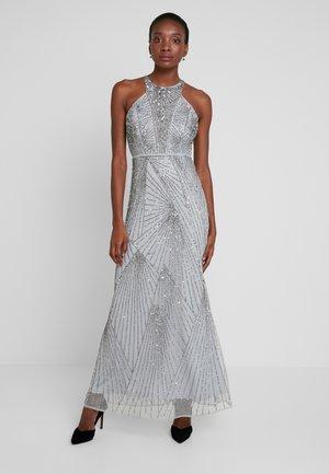 RALEIGH MAXI - Vestido de fiesta - grey