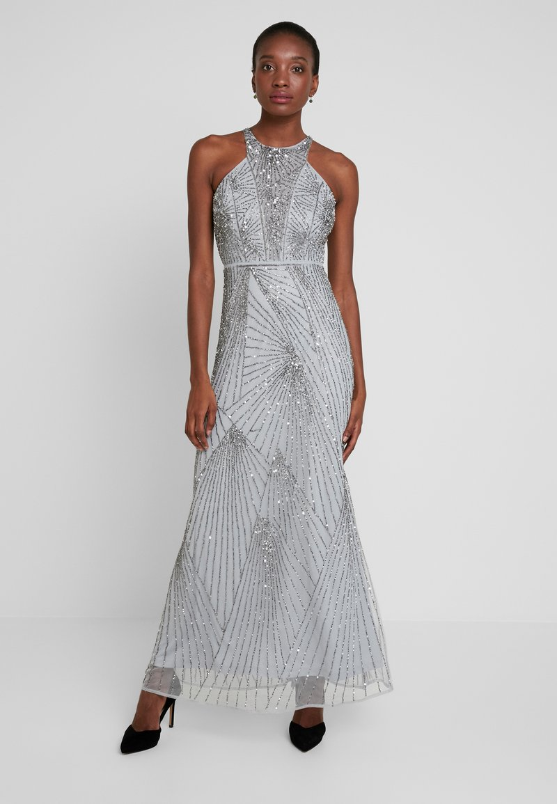 Lace & Beads Tall - RALEIGH MAXI - Ballkleid - grey