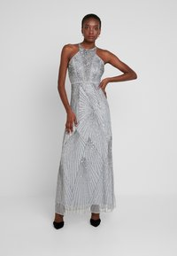 Lace & Beads Tall - RALEIGH MAXI - Ballkleid - grey - 2