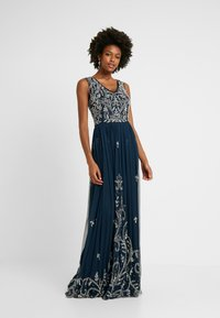 Lace & Beads Tall - SHANTI MAXI - Occasion wear - navy - 1