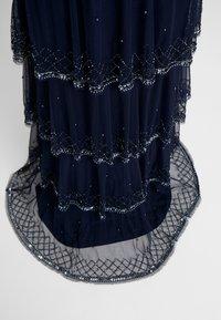 Lace & Beads Tall - MULAN LISHKY MAXI - Vestido de fiesta - navy - 6