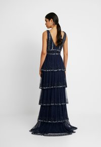 Lace & Beads Tall - MULAN LISHKY MAXI - Vestido de fiesta - navy - 3