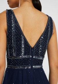 Lace & Beads Tall - MULAN LISHKY MAXI - Vestido de fiesta - navy - 4