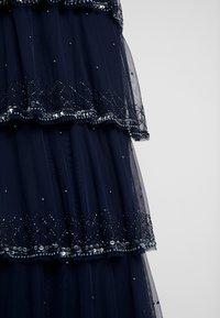 Lace & Beads Tall - MULAN LISHKY MAXI - Vestido de fiesta - navy - 8