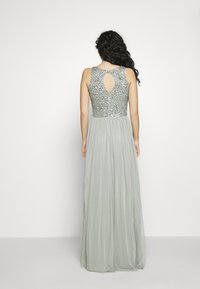 Lace & Beads Tall - BEATRICE MAXI  - Iltapuku - sage - 2