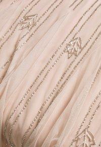 Lace & Beads Tall - KEEVA MAXI TALL - Iltapuku - nude - 2