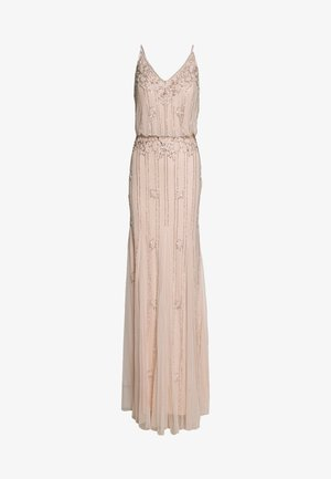 KEEVA MAXI TALL - Occasion wear - nude