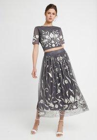 Lace & Beads Tall - KNIGHTLY - Blůza - dark grey - 2