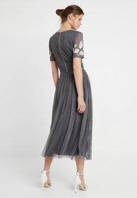 Lace & Beads Tall - KNIGHTLY - Blůza - dark grey - 3