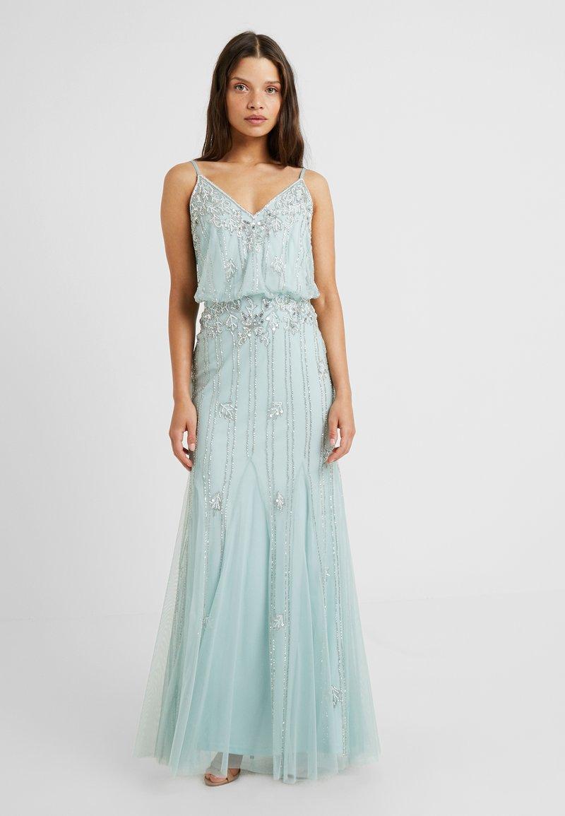 Lace & Beads Petite - KEEVA MAXI - Ballkleid - mint