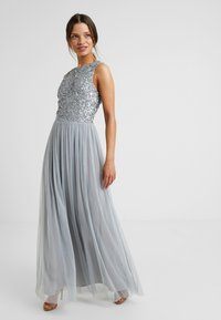 Lace & Beads Petite - PICASSO - Occasion wear - grey - 1