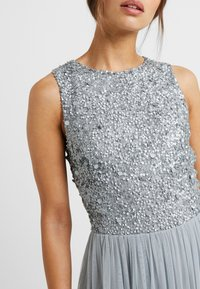 Lace & Beads Petite - PICASSO - Occasion wear - grey - 5