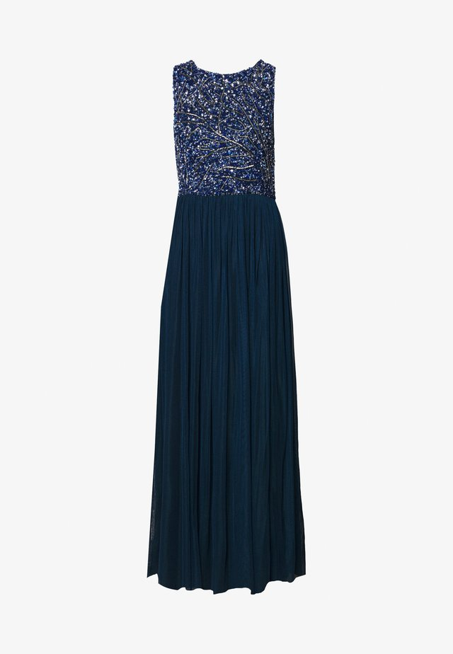 PICASSO LEAF MAXI - Occasion wear - navy