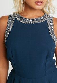 Lace & Beads Petite - DUNYA DRESS - Robe de soirée - navy - 5