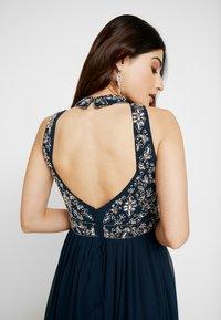 Lace & Beads Petite - ARNELLE DRESS - Robe de soirée - navy - 5
