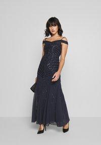 Lace & Beads Petite - KATERINA - Festklänning - navy - 1
