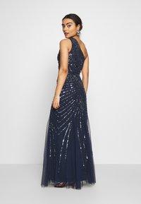 Lace & Beads Petite - ROSE MAXI - Vestido de fiesta - navy - 2