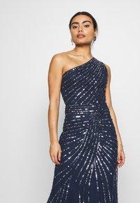 Lace & Beads Petite - ROSE MAXI - Vestido de fiesta - navy - 3
