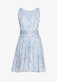Lace & Beads Petite - AMARIS DRESS - Vestido de cóctel - light blue - 4