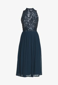 Lace & Beads Petite - ANETE DRESS - Juhlamekko - navy - 4