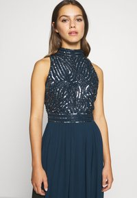 Lace & Beads Petite - ANETE DRESS - Juhlamekko - navy - 5